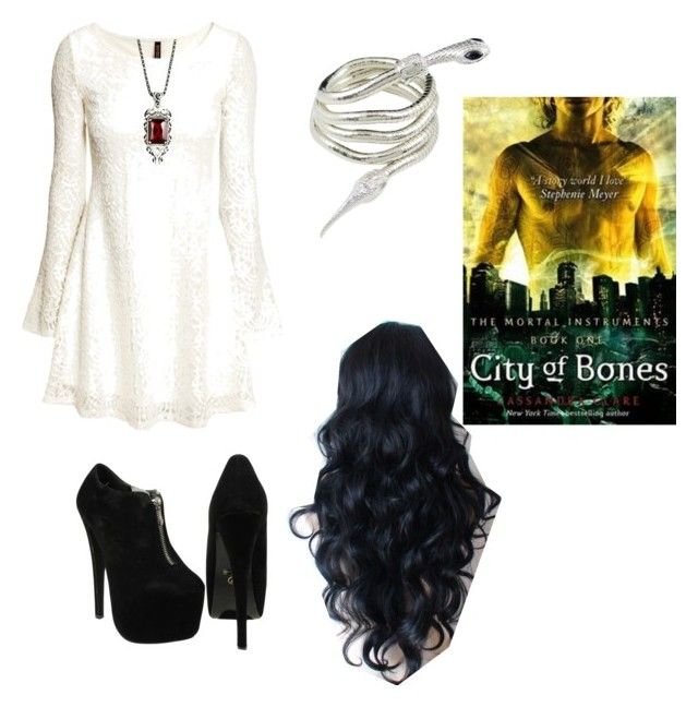 Isabelle Lightwood outfit | Isabelle lightwood, Polyvore ...