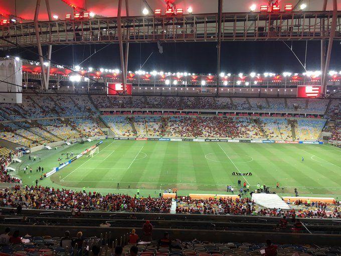 Flamengo x San Lorenzo - Taça Libertadores 2017-2017 - Ao vivo - globoesporte.com