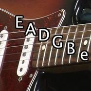 A website to teach guitar - Nicely done!