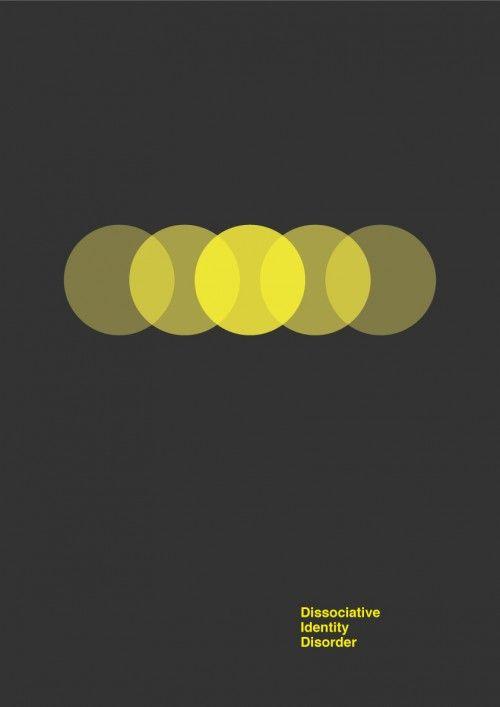 Combien ça va ? #3/10 Troubles psychologiques - affiches minimalistes
