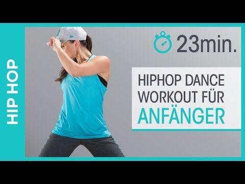 Step by Step - Hip Hop Dance Workout - Tanzen lernen für Anfänger - Tanz mit Anna - HD - YouTube
