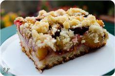 Kirasols Kitchen: Pflaumenkuchen mit Streuseln auf Quark-Öl Teig