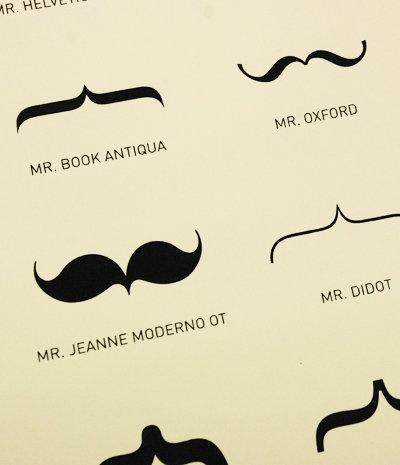 Mr Book Antiqua and friends