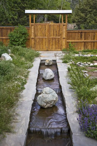 xeriscape garden zen eco friendly modern house mosca co