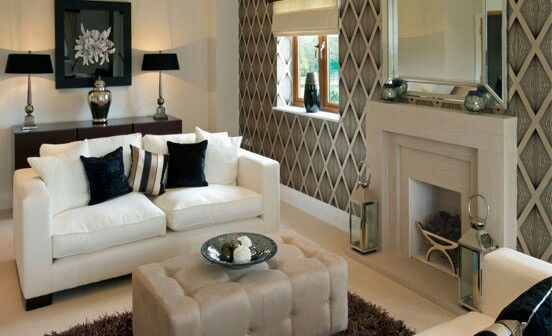 Show home style lounge idea   Lounge   House styles ...