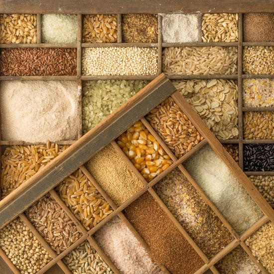 Whole-grain flour doesn't just mean wheat anymore. A variety of grains and grain-like seeds are available for the whole-grain baker, each with its own special qualities and flavors.