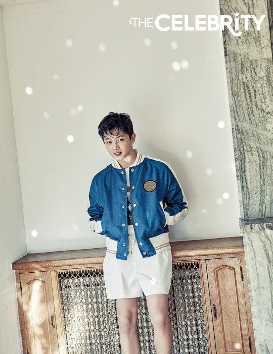 Descendants Of The Sun S Kim Min Suk Talks About His Increased Pority For Celebrity Actors Pinterest Korean And