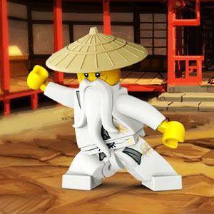 sensei wu- uczył kaia jeya cola i zena jak władać złotymi broniammi