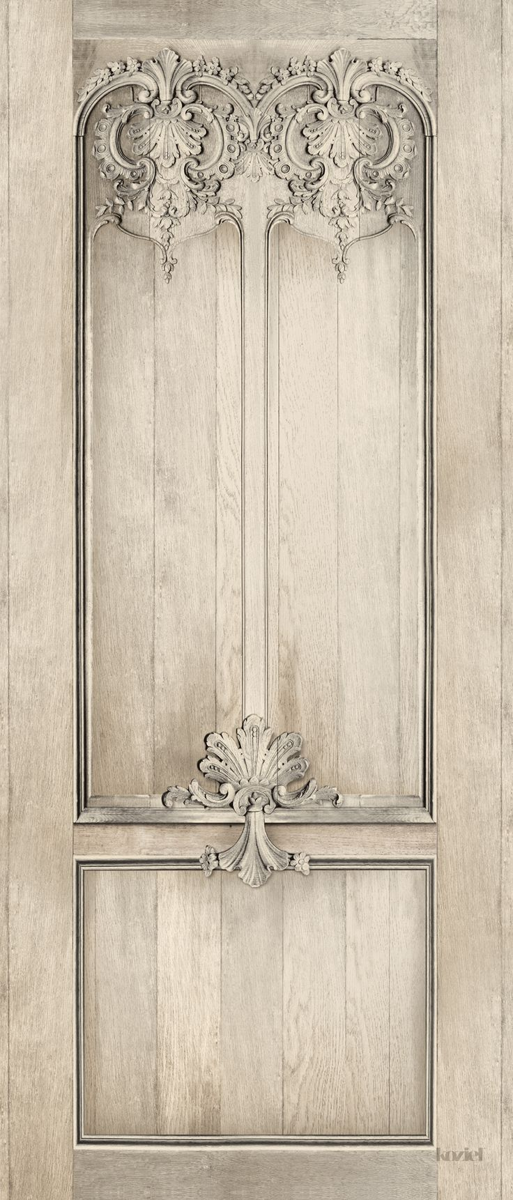 French trompe l oeil wallpaper by christophe koziel