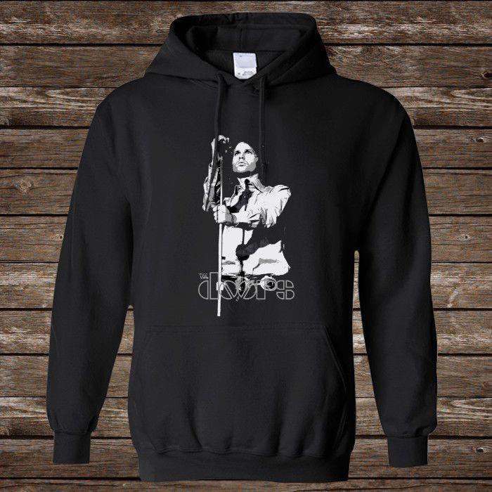 The Doors Girls Jim Trio Sweatshirt