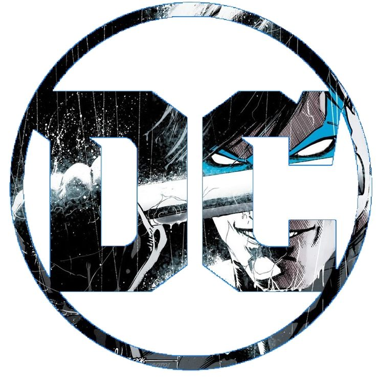 DC Logo for Nightwing by piebytwo