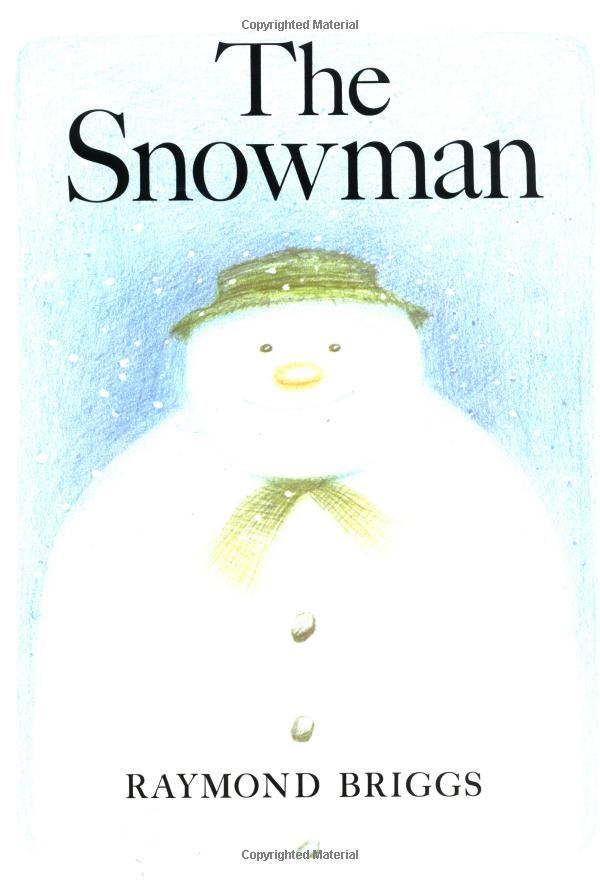 The Snowman by Raymond Briggs #Books #Kids #Snowman