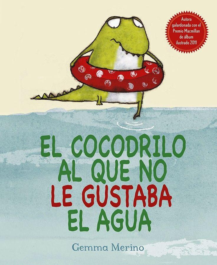 """Critiques literaries: """"El cocodrilo al que no le gustaba el agua"""""""