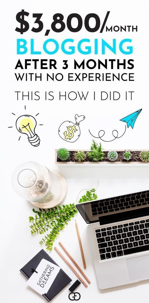 Wie man mit dem Bloggen Geld verdienen kann (in kürzester Zeit) – Blogging