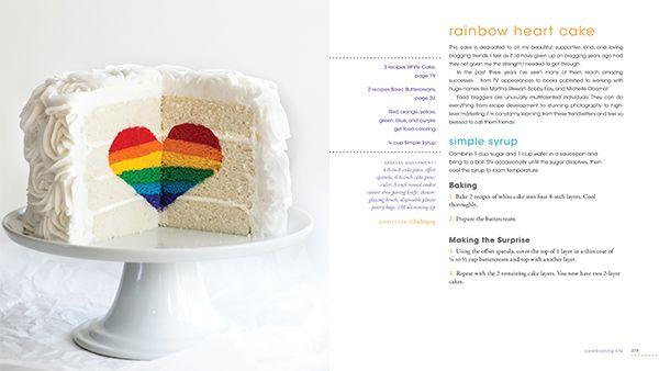 Rainbow Cake Recipe Joy Of Baking: 58 Best Surprise-Inside Cakes® Images On Pinterest