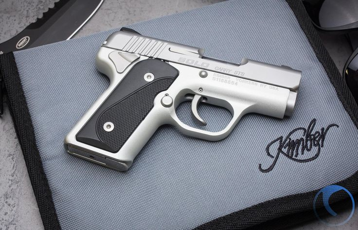 The Kimber Solo Carry puts the power of the 9 mm cartridge in a micro-compact size usually reserved for smaller calibers.