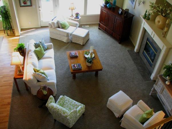 furniture arrangement & 37 best Living Room Floor Arrangement images on Pinterest   Home ...