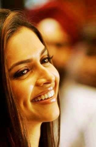She's the most gorgeous smile in Indian cinema.........