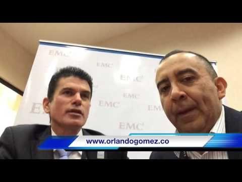 """""""Estamos habilitando el camino a la tercera plataforma"""": Brian Black de EMC - Orlando Gómez"""