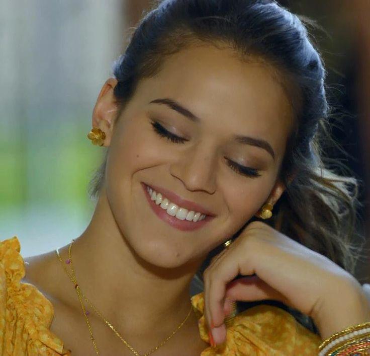 Luiza, novela Em Fam�lia | maquiagem | Pinterest