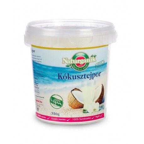 Kokosové mlieko v prášku dobre nahrádza čerstvé kokosové mlieko. Je vhodnou alternatívou živočíšneho mlieka. Neobsahuje laktózu ani kazeín. Použitie: zákusky, krémy, dezerty, na prípravu zmrzliny, tiež je vhodný na ochutenie studených aj horúcich nápojov. Príprava: zmiešajte s teplou vodou a podľa toho aké husté mlieko požadujete, pridajte vodu alebo prášok