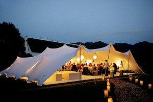 Stretchtenten met verlichting zijn sfeervolle tenten voor het juiste feest. EASY promotions