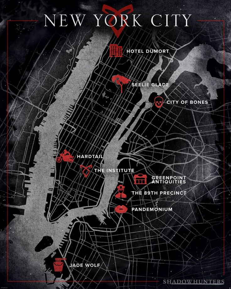 The institute is supposed to be in Brooklyn but whatever