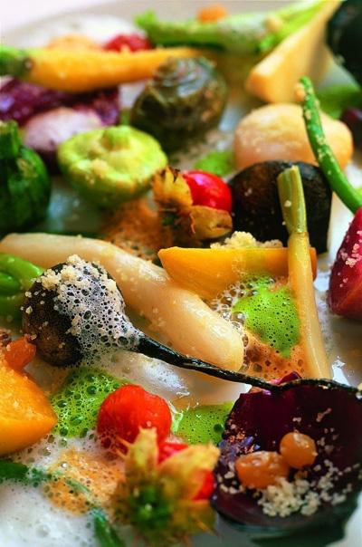 Gastronomique/cuisine française: Alain Passard, L'Arpège, Paris