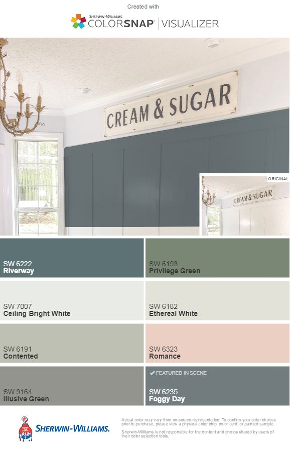 Fixer Upper Paint Colors