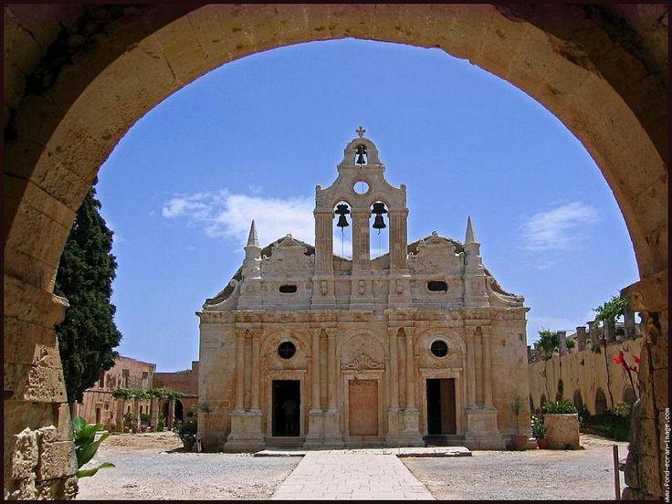Arkadi Monastery!