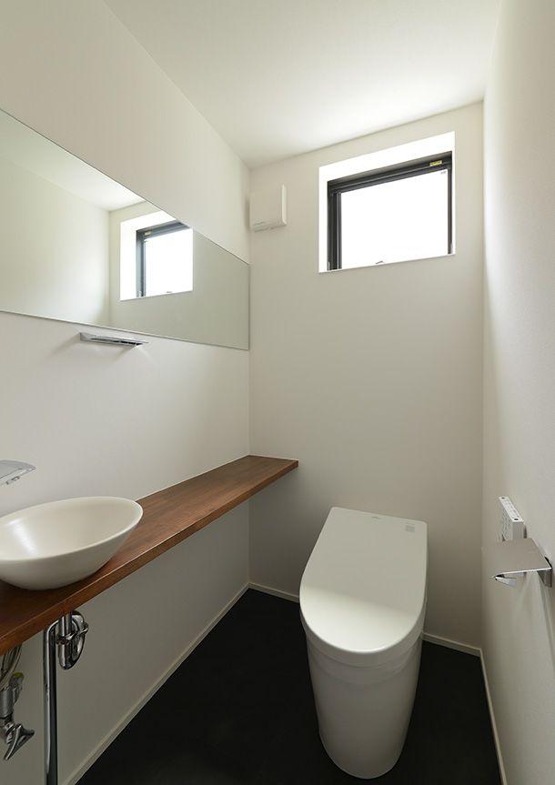 ベンチのある3階建ての家・間取り(東京都豊島区)   注文住宅なら建築設計事務所 フリーダムアーキテクツデザイン