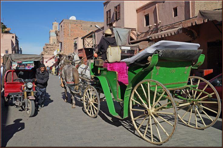 https://flic.kr/p/ecufMH | I prefer the gree one  Marrakesh, Marrakech-Tensift-Al Haouz, Morocco