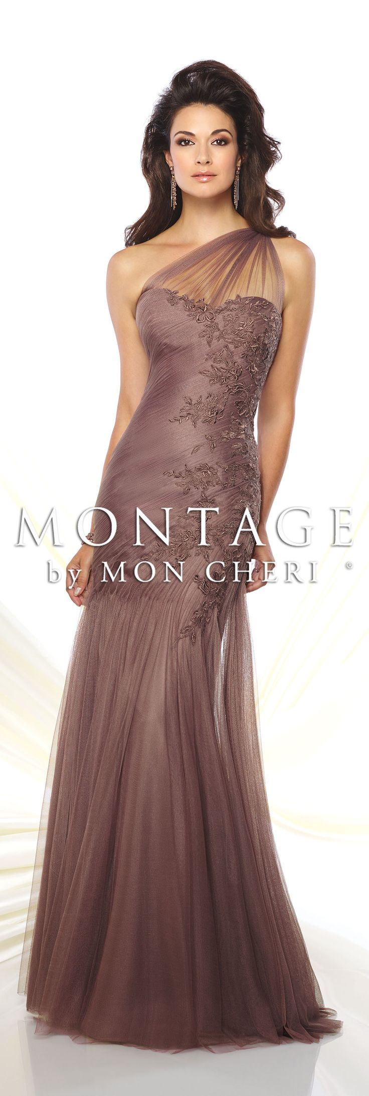 Montage by Mon Cheri Spring 2016 - Style No. 116954 #