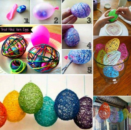 Craft Ideas Balloons: Best 20+ Yarn Balloon Ideas On Pinterest—no Signup