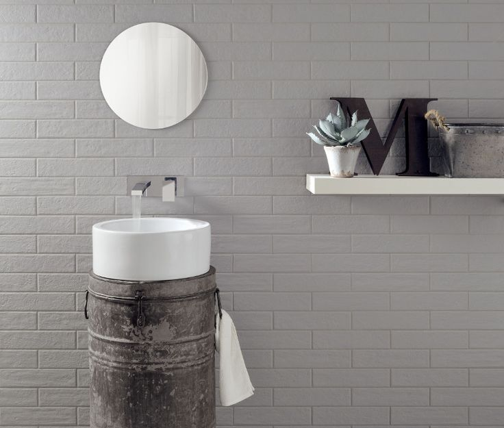 Bricklane tile range gives you that exposed brickwall you've always wanted. 8 colours, 2 sizes in a matt textured finish. View the full range here >> https://www.nationaltiles.com.au/products/shopby/range-bricklane?utm_content=buffer84e66&utm_medium=social&utm_source=pinterest.com&utm_campaign=buffer