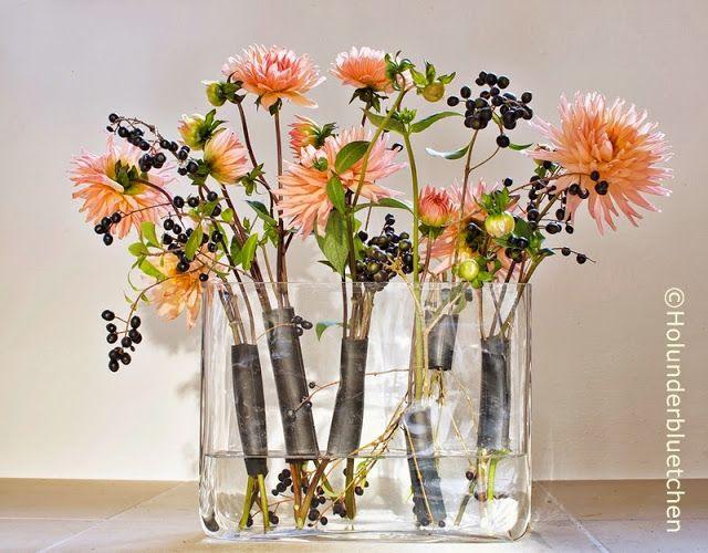 Holunderbluetchen: Glashafen