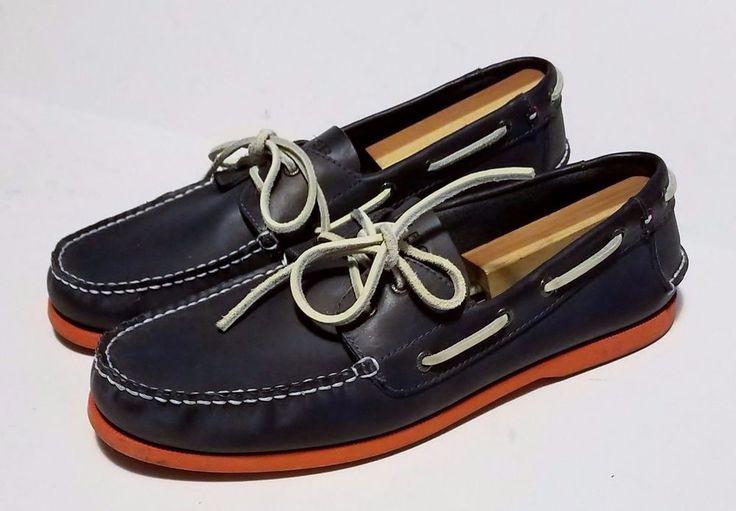 Kjp Mens Boat Shoes