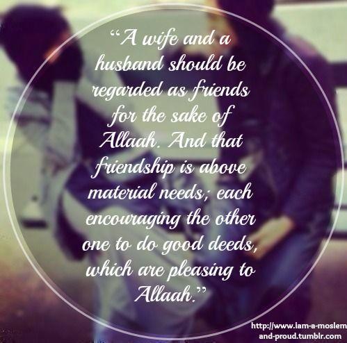 Marriage deeds above materials needs