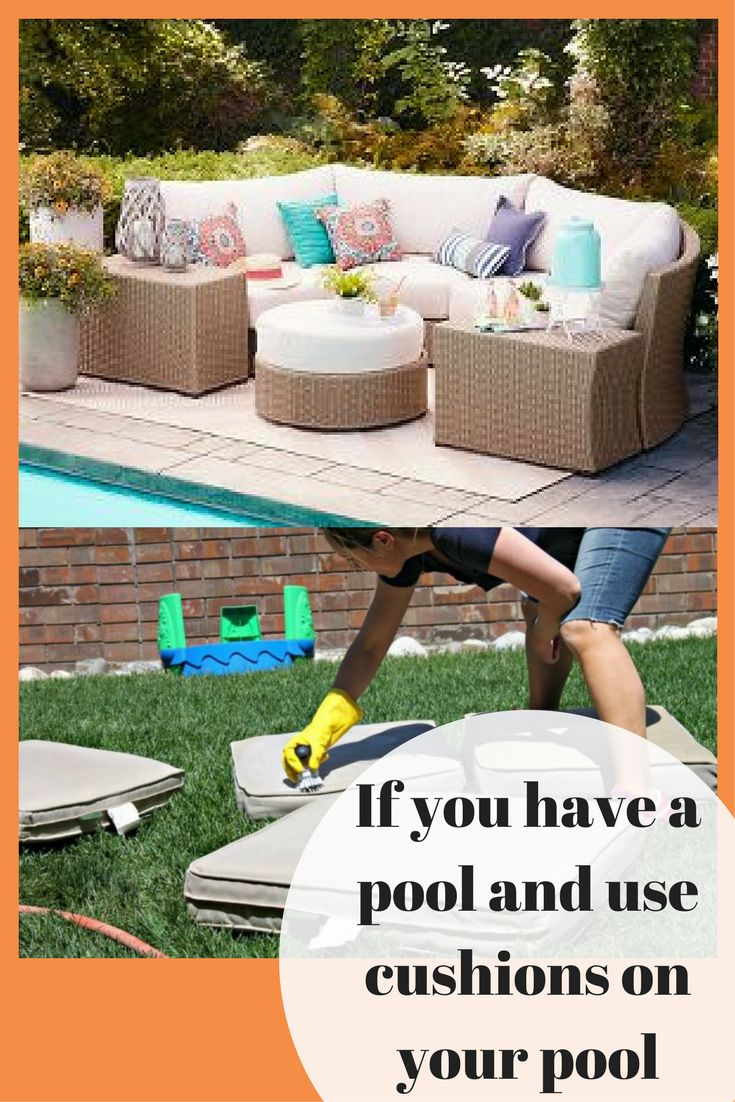 Care Guide: How To Clean Outdoor Patio Cushions Part 77