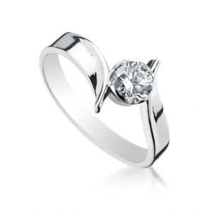 Inel de logodna cu diamant CORIOLAN DR054