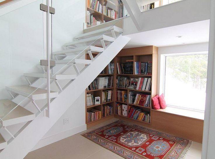 1000 ideas about meuble sous escalier on pinterest rangement sous escalier - Etagere sous escalier ...