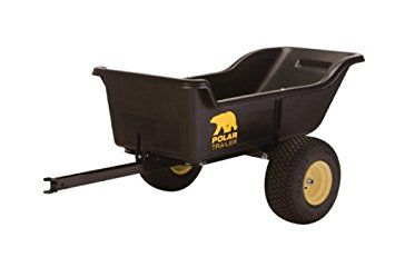 tow behind utility cart