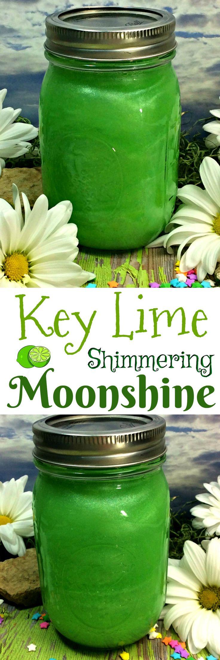 Key Lime Shimmering Moonshine