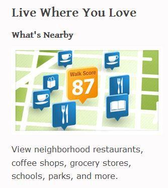 Walk Score | How walkable is your neighbourhood? Find out at: www.walkscore.com | Quelle est le potentiel piétonnier de votre quartier? Découvrez-le au : www.walkscore.com