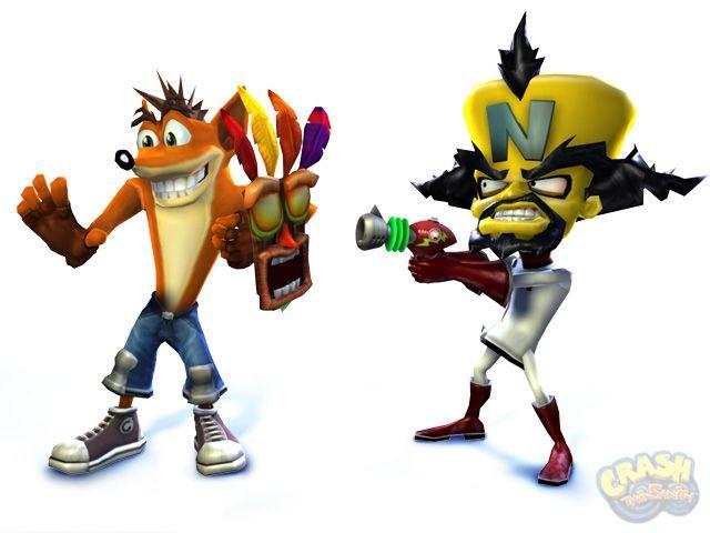 26 best images about Crash Bandicoot on Pinterest ...