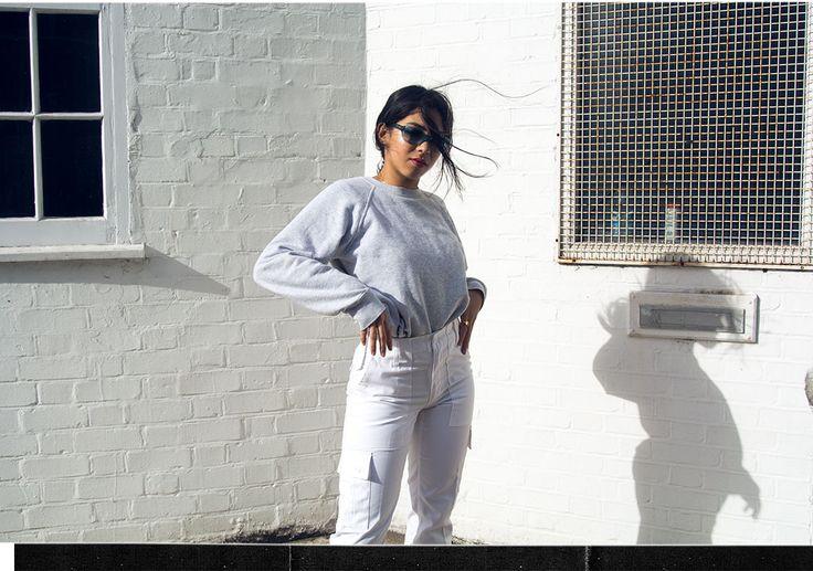 angelebaby london cargo pants