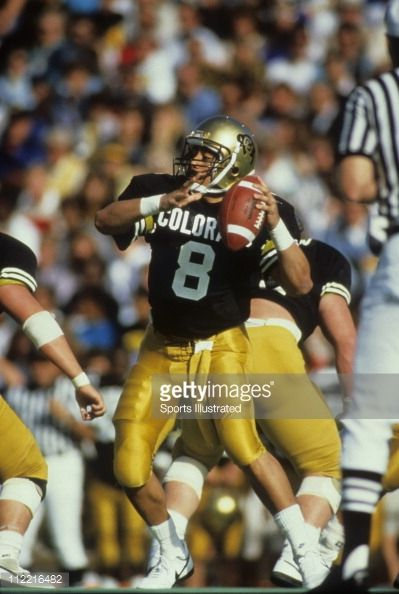 Colorado QB Sal Aunese