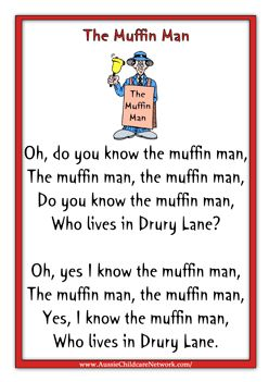 Printable Nursery Rhymes | The_Muffin_Man_printable_nursery_rhymes.gif