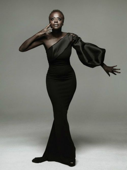 Viola Davis #naturalhair  We black women are indeed walking pieces of art!