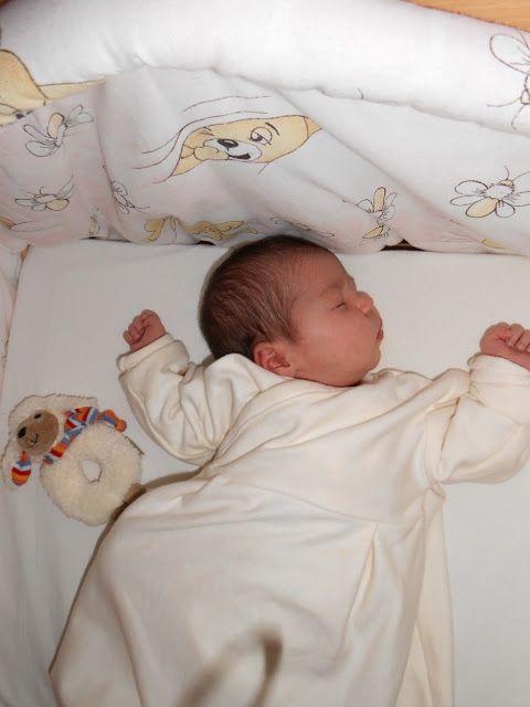 babyknopfauge: Alvi Babyschlafsack